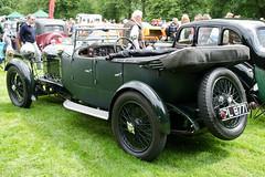 Lagonda 2 Litre Supercharged Tourer (1931) (SG2012) Tags: auto classiccar automobile oldtimer oldcar autodepoca lagonda motorcar carphoto carpicture cocheclasico voitureclassique carphotograph carimage 29062014 pl8771 burnleyclassiccarshow
