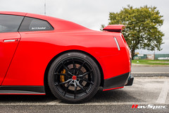 """RAYS 57FXX Gramlights - Nissan GT-R • <a style=""""font-size:0.8em;"""" href=""""http://www.flickr.com/photos/64399356@N08/15227690660/"""" target=""""_blank"""">View on Flickr</a>"""