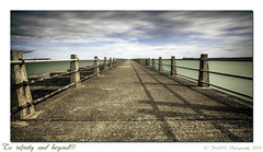To infinity and beyond!!! (Fred255 Photography) Tags: uk longexposure england canon google flickr newhaven eastsussex manfrotto haida eastpier architecturalphotography markiii llens ef1740mmf4lusm nd1000 50seconds 10stops canoneos1dsmarkiii leeholder fred255 ©fred255photography2014
