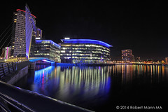 SalfordQuays&MediaCityUK2014.09.27-52 (Robert Mann MA Photography) Tags: city autumn architecture manchester cities saturday salfordquays salford citycentre 2014 greatermanchester manchestercitycentre mediacityuk 27thseptember2014