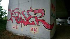 Kaiser / R4 - 29-07-2014 (Ferdinand 'Ferre' Feys) Tags: streetart graffiti belgium belgique belgi urbanart kaiser graff ghent gent gand graffitiart artdelarue urbanarte