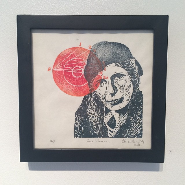 INGE LEHMANN and the Earths Core by Ele Willoughby. In 1936 Danish seismologist Lehmann discovered that our planet has a solid inner core! #womeninscience #atx
