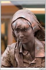 Digifred_Living Statues___1537 (Digifred.nl) Tags: portrait netherlands arnhem nederland statues event portret 2014 evenementen standbeelden worldstatuesfestival digifred arnhemstandbeelden2014