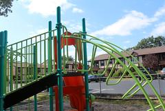 (SA_Steve) Tags: color colour colors playground metal colorful colours plastic colourful