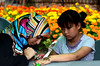 Henna hand tattoo (a.agusbudiman) Tags: henna mehndi koreangirl islamicculture moslemgirl hennahandtattoo