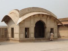 Naulakha Pavilion @ Shahi Qila (Lahore Fort) @ Lahore