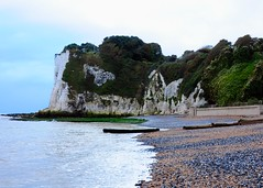 St Margarets Bay, Dover (gillybooze) Tags: sea sky weather vista whitecliffs dover ©allrightsreserved