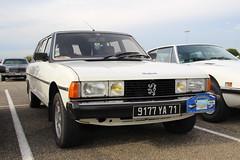 20131108 Lyon Rhne - Epoc Auto - Peugeot 604 Limousine -(1983)-001 (anhndee) Tags: france frankreich lyon rhne classiccars rhonealpes voituresanciennes epoqauto