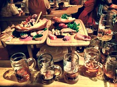 Food and beer!