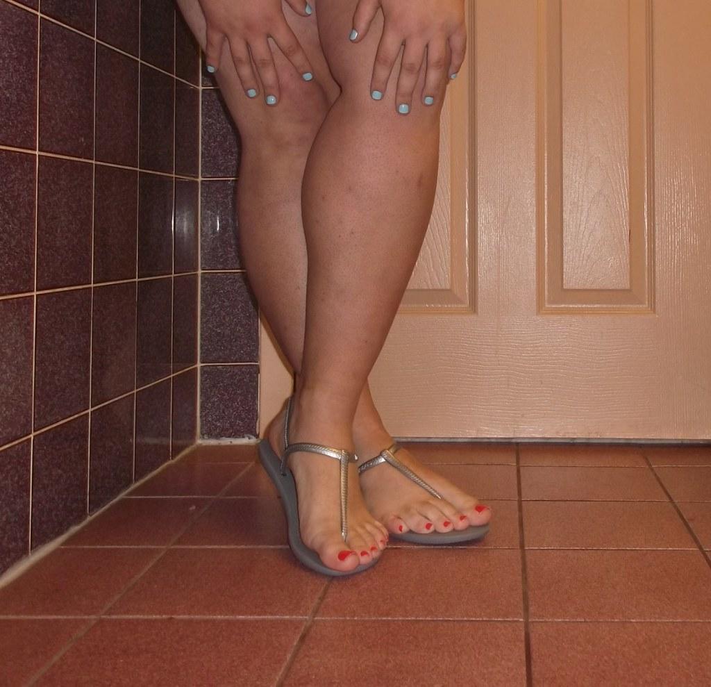 Foot Fetish Sandals