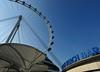 Singapore Flyer (a.rutherford1) Tags: city urban wheel digital nikon singapore asia forsale tropical touristattraction d300 republicofsingapore singaporeflyer fnumberf8 modelnikond300 photosfromflickrgmailcom lens1224mmf4040 isospeedratings200 exposuretime11000sec