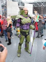 Lex Luthor (Docking Bay 93) Tags: new york comic power cosplay armor comiccon johns con jamal 2014 nycc liquidskywalker