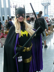 Batgirl (gluetree) Tags: costumes newyork costume cosplay comiccon 2014 nycc newyorkcomiccon nycc2014 newyorkcomiccon2014