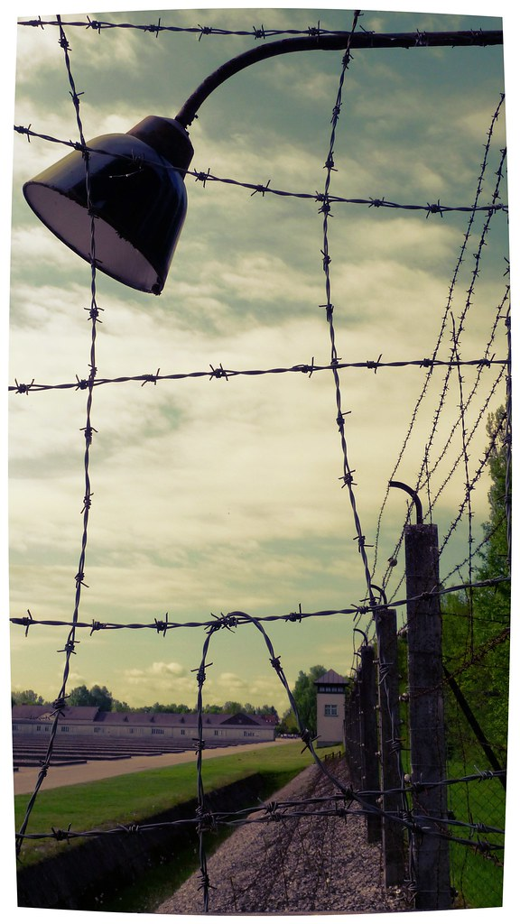 The World\'s Best Photos of dachau and fence - Flickr Hive Mind