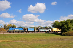 Get to Work (The Mastadon) Tags: road railroad chicago train illinois rail railway trains transportation locomotive railroads chicagoland