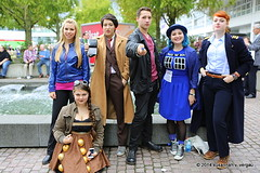 the who crew / buchmesse frankfurt 11.10.2014 -p4d- 468 (photos4dreams) Tags: costumes oktober buch book costume october finnland cosplay books writer presentation cosplayer author autor messe bestseller frankfurtmain bookfair authors bcher ffm 2014 kostm autoren frankfurtbookfair photos4dreams p4d eventphotos4dreamz gastlandfinnland frankfurtbookfair2014 buchmessefrankfurt11102014p4d