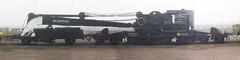 GWR breakdown crane at Quorn (parkgateparker) Tags: quorn gwr greatcentralrailway gcr breakdowncrane