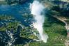 Aerial view of Victoria Falls Zimbabwe (danilew) Tags: africa autumn fall nature water waterfall scenery aerialview april zimbabwe victoriafalls aerials 2014 zambeziriver mosioatunya victoriafallsnationalpark thesmokethatthunders matabelelandnorthprovince danilew wwwdanilewcom fcpick
