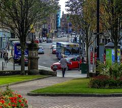Saturday (MC Snapper78) Tags: street scotland sony paisley renfrewshire marilynconnor