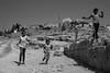 The kids at Dara Ruins @Mardin (muratküçükefe) Tags: portrait blackandwhite black girl kids canon landscape flickr best tamron mardin dara bestkids playingkids tamron2470 naturallightportrait bestportrait canon6d