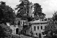 Orvinio_20 (Dubliner_900) Tags: orvinio lazio tower torre tamron1750mm28 biancoenero castello castle d7000 bw nikon