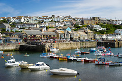 Porthleven Harbour (MetAlbert R) Tags: cornwall sony fe alpha a7 carlzeiss porthleven emount fe55mm