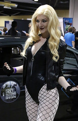 IMG_8309 (willdleeesq) Tags: cosplay cosplayer dccomics blackcanary cosplayers lbcc longbeachcomiccon lbcc2014 lbcc14