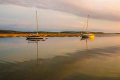 Golden light on the Dyfi estuary (babs pix) Tags: wales boats westwales snowdonia aberdovey gwynedd cardiganbay aberdyfigwynedd snowdoniamountainsandcoast