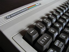 Commodore 64 - close-up (retrocomputers) Tags: commodore 8bit retrocomputer vintagecomputer commodore64