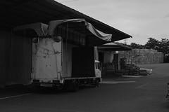 PhoTones Works #5859 (TAKUMA KIMURA) Tags: plant car truck landscape scenery   kimura  takuma     sd15 photones
