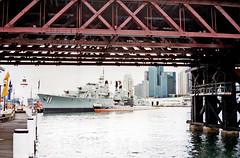Vampire + Foxtrot (PhillMono) Tags: museum digital vampire navy sydney australia submarine scan destroyer national maritime soviet foxtrot skorpion