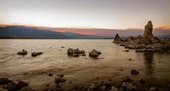 Mono Lake Tufas-4662 (J.R. Krueger) Tags: sunset lake canon fire mono nevada sierra lee yosemite monolake eastern vining tufas 50d