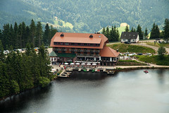 mountain_hotel (Joerg Esper) Tags: landscape deutschland landschaft badenwrttemberg mummelsee seebach