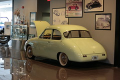 Claveau 56 (Joe Folino ( LoopRunner )) Tags: auto france car museum vintage tampa bay rare 56 dkw claveau