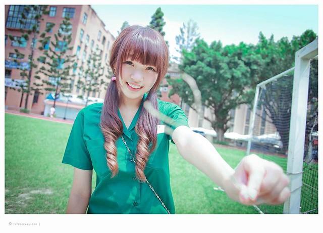 Koobii人氣嚴選90【泰北高中─林襄】少根筋的粉色系女孩
