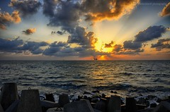 cloudy sunset (nabilelsherif) Tags: