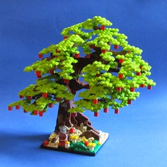 Apple Tree (retinence) Tags: tree apple lego