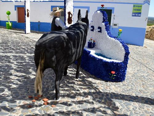 Donkey poo,  Ruas Floridas, Redondo 2013