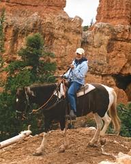 Pedro 030 (bluegrass0839) Tags: canyon national hoodoo bryce zion zionnationalpark brycecanyon nationalparks narrows hoodoos horsebackride parkthe