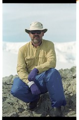 Who Dat? (becklectic) Tags: me antarctica 1998 views100 antarcticpenninsula worldtrekker 19981200515g