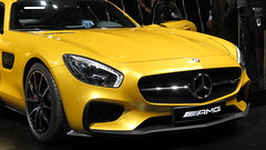 Mercedes-Benz GT AMG (frontal)