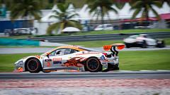 Sepang Asia GT - Ferrari 3 (Keith Mulcahy) Tags: 3 cars ferrari racing malaysia sepang motorsport 458 keithmulcahy september2014 blackcygnusphotography ppa7a0 ppd56c