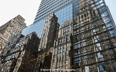 Reflections (NY collection) (Ignacio Ferre) Tags: usa ny newyork window reflections ventana crystal manhattan cristal nuevayork