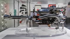 Ray gun (mrksaari) Tags: seattle museum gun ray future scifi emp d700 zeiss15mm zeiss15mmf28distagon
