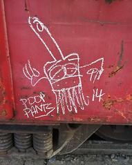 SLUR HC (stateofoppression) Tags: minnesota train bench graffiti tag mpls boxcar graff piece mn railfan freight slur rollingstock foamer hesh benching