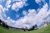 Kanazawa Castle (Takeshi Nishio) Tags: uv nikonfm3a 金沢城公園 ポジ ei100 フィルム 16mmfisheye fujiprovia100frdpiii filmno799