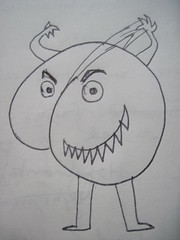 Wedgie Smiles: its upward look of happiness causing upward pulling of others' underpants). (yet jeff) Tags: art ass strange smiling monster illustration sketchy dark weird sketch crazy comedy drawing character illustrated victim butt humor cartoon bad buttface creepy madness freak animation demon caricature nightmare creature sick bully twisted rejected impression creep shithead abuse reject survivor wedgie suspect conceptart tormentor characterdesign assface heckler bullied abuser zfthrimej wedgiesmiles