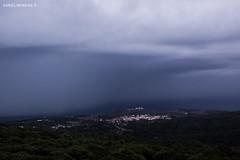 Here comes the rain #4 (Daniel Moreira) Tags: parque storm portugal rain clouds sintra chuva nuvens serra peninha tempestade
