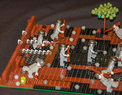 In the Flanders Fields (SEdmison) Tags: lego battle worldwari convention flanders brickcon brickcon2014