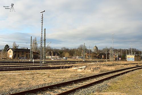 Triebfahrzeugeinsatzstelle Dessau Hbf